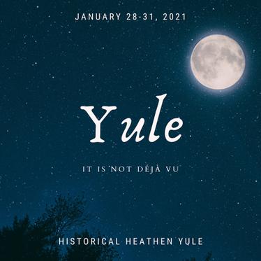 Historic Heathen Yule
