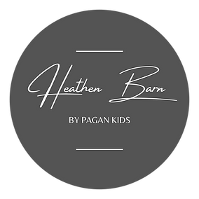 Heathen Barn by Pagan Kids Online Teespr