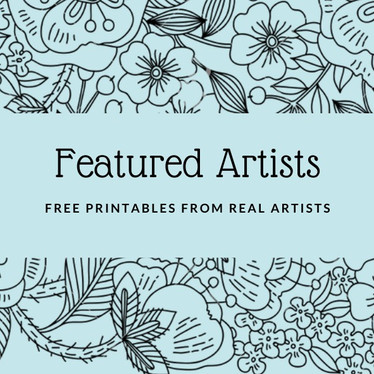 Pagan Kids Announces New Featured Artist Printables!