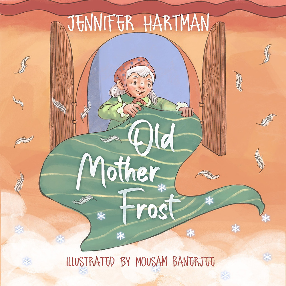 Old Mother Frost, Norse Pagan Yule Book for Children