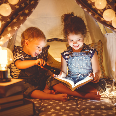 2021 Recommended Reads for Kids