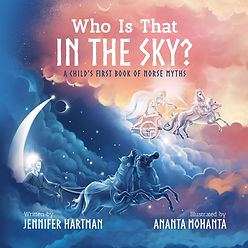 Who Is That in the Sky_ by Jennifer Hartman Pagan Kids