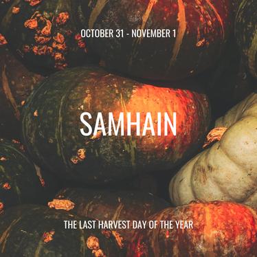 Samhain for the Family