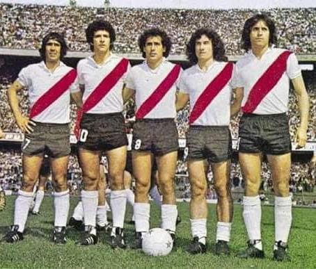 "Alberto""La Vieja"" Beltrán recordó la semifinal River - Talleres del Nacional 76"