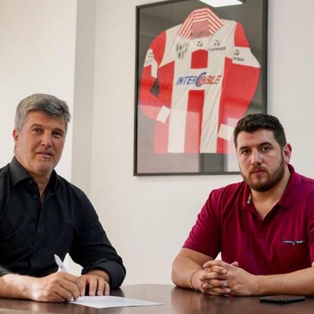 """Federico Bessone, flamante mánager deportivo IACC : """" Me encontré un club organizado y prolijo"""""""