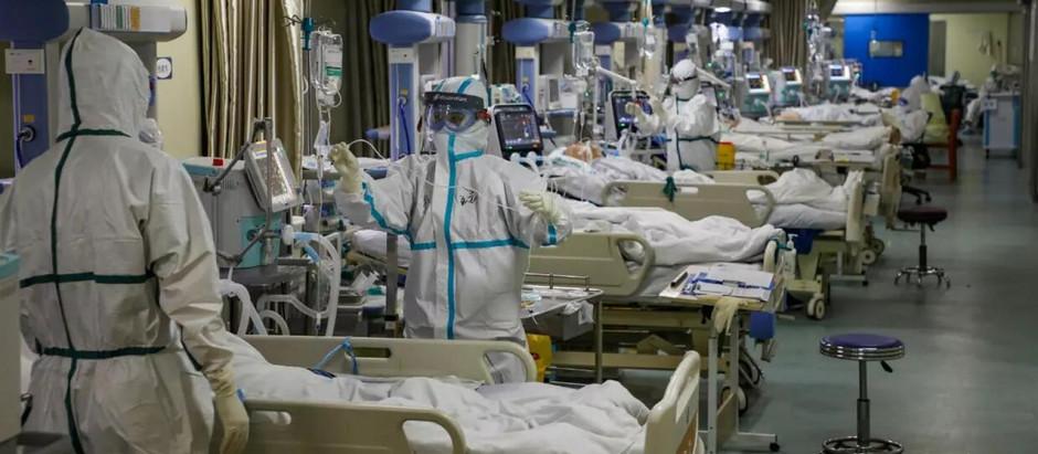 """Médico en pandemia: """"Estamos al límite del agotamiento"""""""