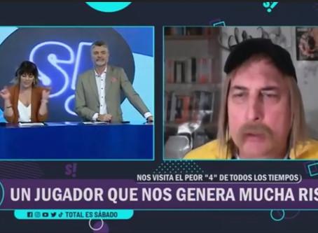 Eber Ludueña presentará su show el próximo sábado