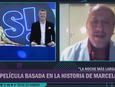 Daniel Aráoz será el violador serial en cine, de comediante a criminal