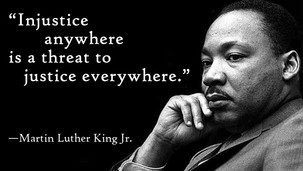 committing to anti-racism in honor of Dr. Martin Luther King Jr. Day