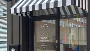 Studio 3 is Open!