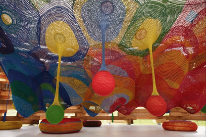 Crochet Playgrounds, 2000