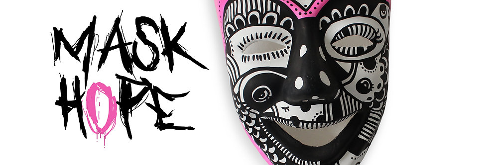 Mask Hope / Consulte o Valor
