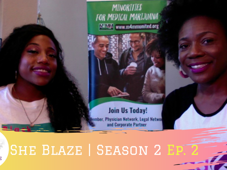"She Blaze | S2 Ep.2 - ""New Hemp Regulations in the South"""