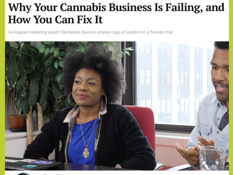 Why Your Cannabis Business Is Failing & How You Can Fix It