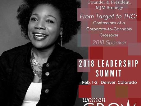 Women Grow Leadership Summit 2018