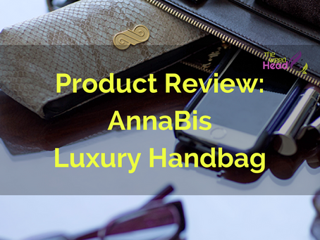 Lifestyle Product Review: AnnaBis Handbag