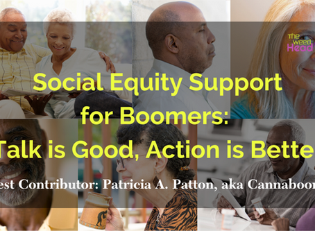 Social Equity Support for Boomers: Talk is Good, Action is Better