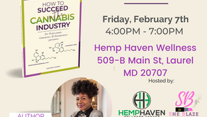 Sharing Success in Cannabis Tour | Maryland - Feb. 7, 2020