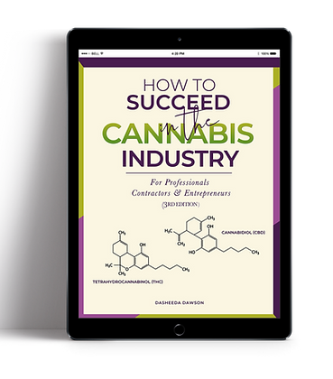 (E-Book) How to Succeed in the Cannabis Industry