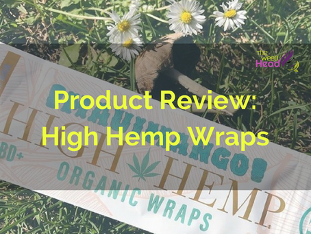 Product Review: High Hemp Wraps