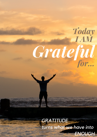 Gratitude Wallpaper 1
