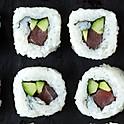 Tuna & Cucumber Maki
