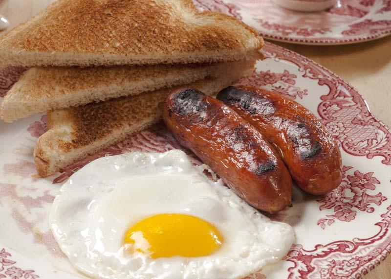 Port-Breakfast