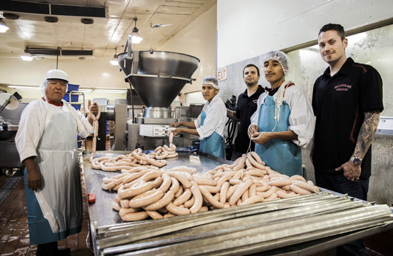 Masterlink Sausage