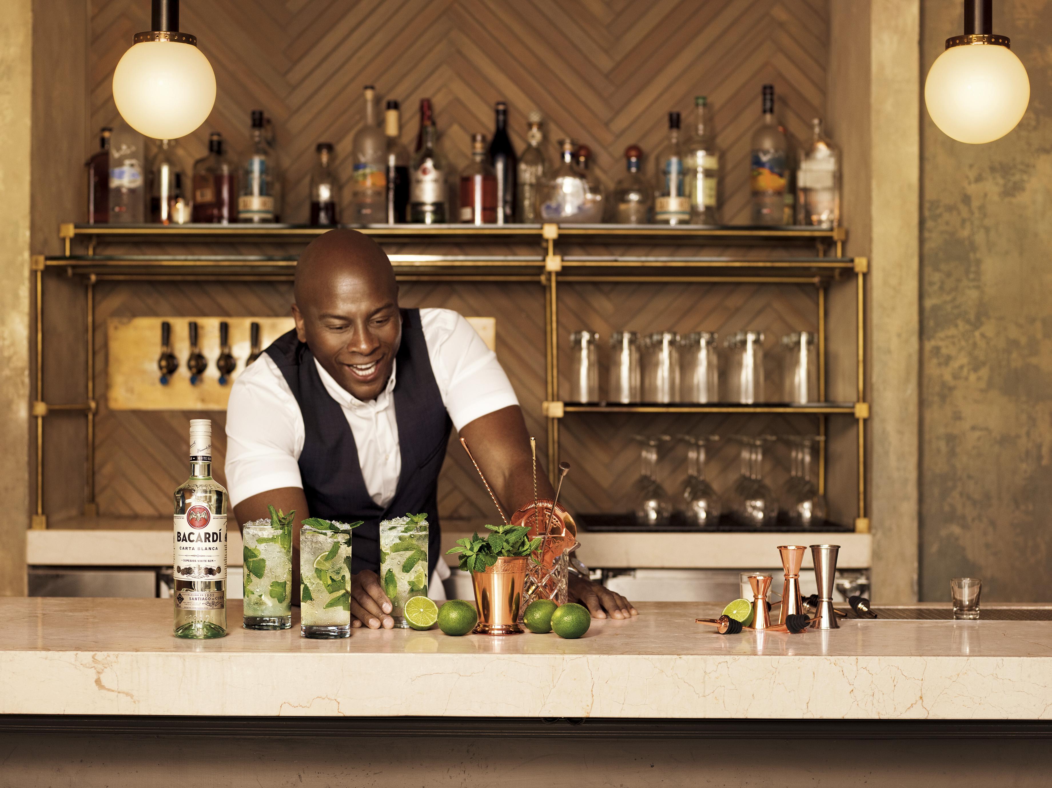 BBDO NY - Bacardi - Bartender