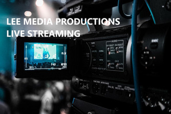 Lee Media Productions Live Streaming
