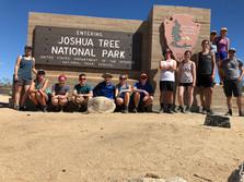 See/Robb group camping trip to Joshua Tree! 09.2018