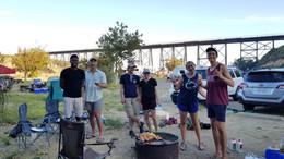 Camping at Gaviota Beach 07.2019