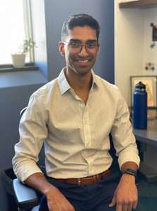 PhD Candidate Eshaan Patheria! 06.2021