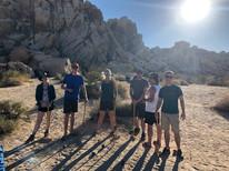 Desert croquet! 09.2018