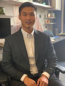 PhD candidate Steve Kim! 09.2019