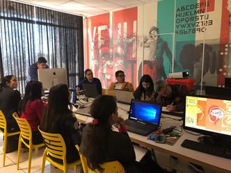 Workshop de criação de posts
