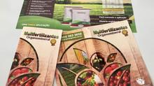 Stand e folder: dois itens fundamentais nas feiras Agro.