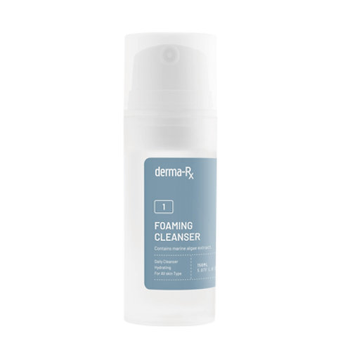 Derma-Rx Foaming Cleanser 保濕泡沫潔面液