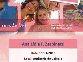 Venha Participar do nosso primeiro encontro de Pais com a Escola da Inteligência, amanhã dia 15/03 à