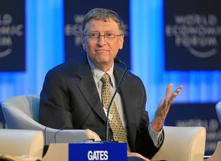 Bill Gates Promotes Charter Schools