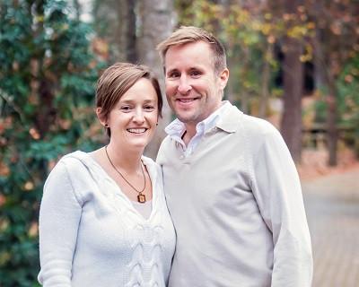 Kelly and Chris Disbrow