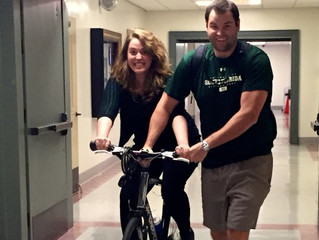 Why I Rode a Bicycle into My Classroom and Other Lessons on Teaching Social Media Marketing Percepti