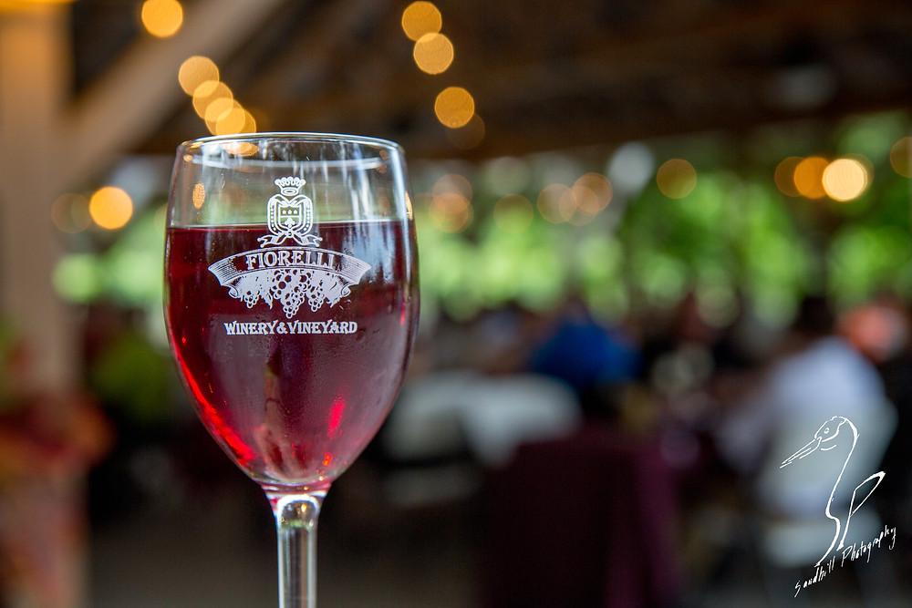 Fiorelli Winery & Vineyard Red Wine Manatee Red wine glass Bradenton