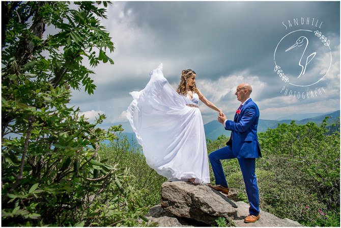 Destination Wedding Photographer | Asheville, NC
