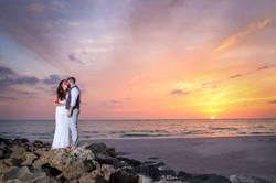 Bradenton Beach Wedding Sandhill Photogr