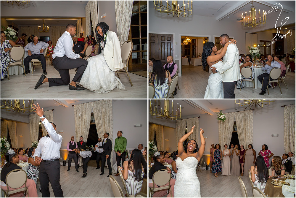 Bradenton Wedding Photographer, Reception pictures at the Mirabay Club