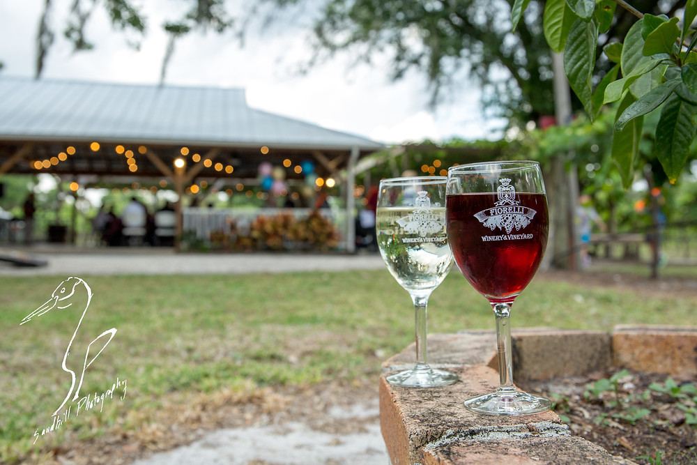 Fiorelli Winery & Vineyard wine 'n dine Bradenton red wine white wine pavilion