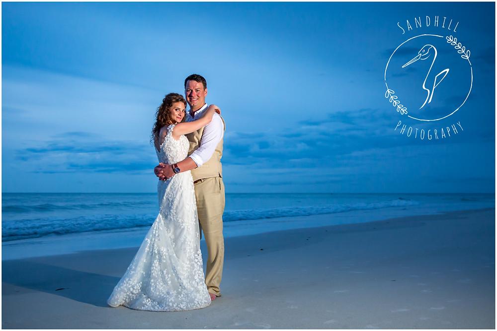 Anna Maria Island Wedding Photographer wedding bridal portrait