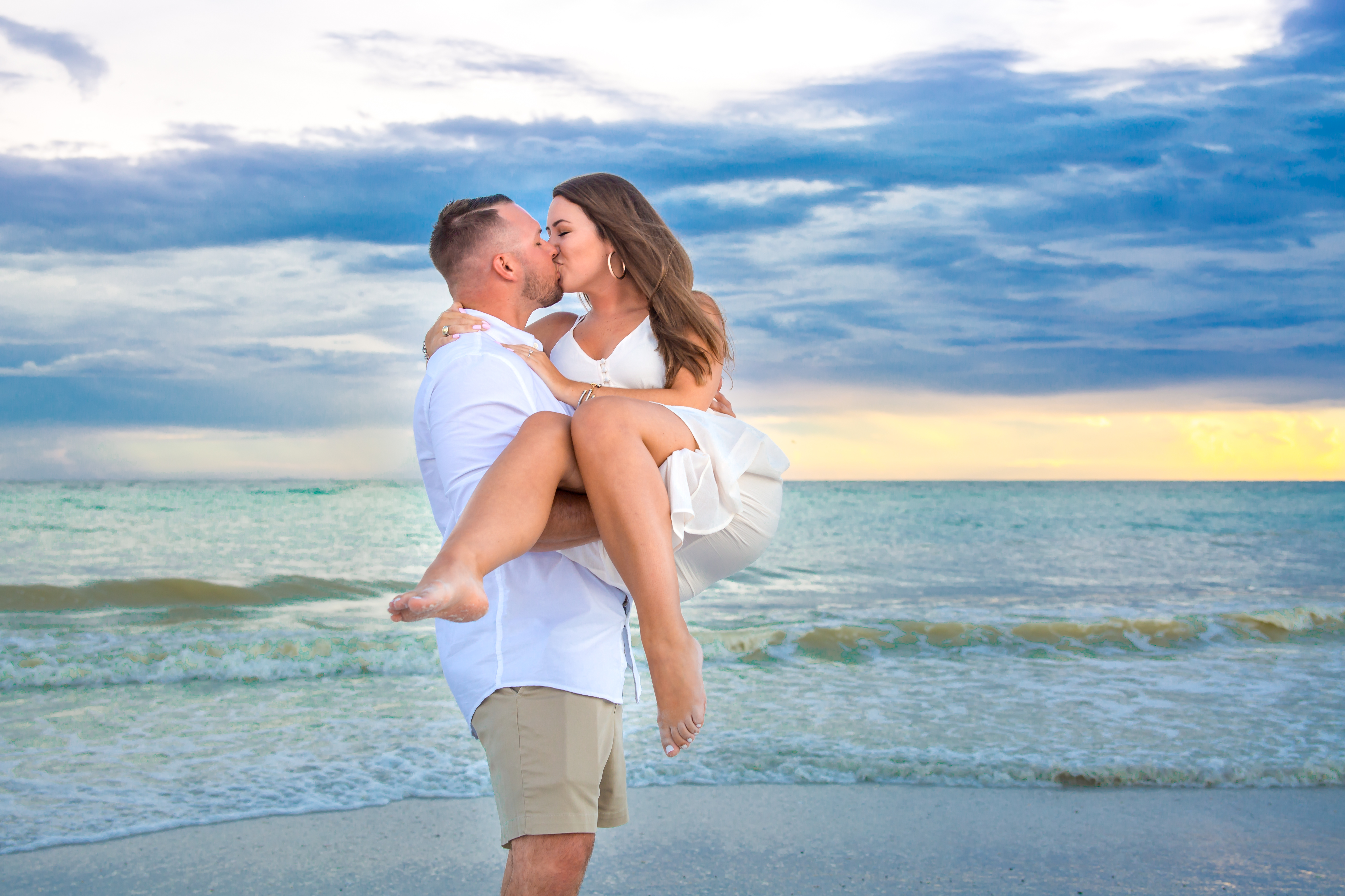 Anna Maria Island Engagement Photographer