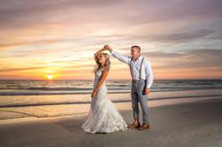 Anna Maria Island Wedding Photographer The Beach House